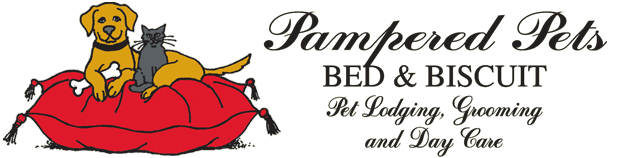 Pampered Pets Bed & Biscuits: Pet Lodging, Grooming, & Day Care